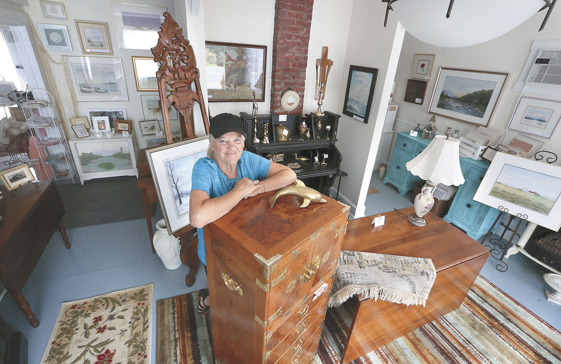 Antique Store Opens In Millwood