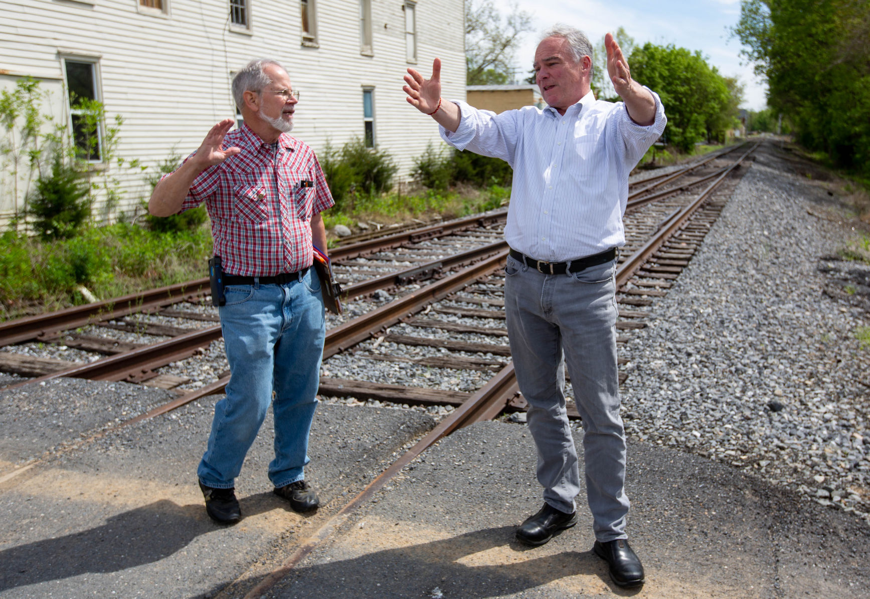Excitement builds for potential rail-to-trail project from Broadway to Front Royal