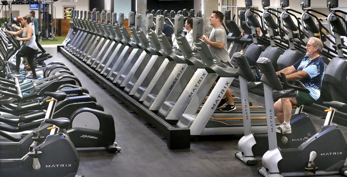 New Gym