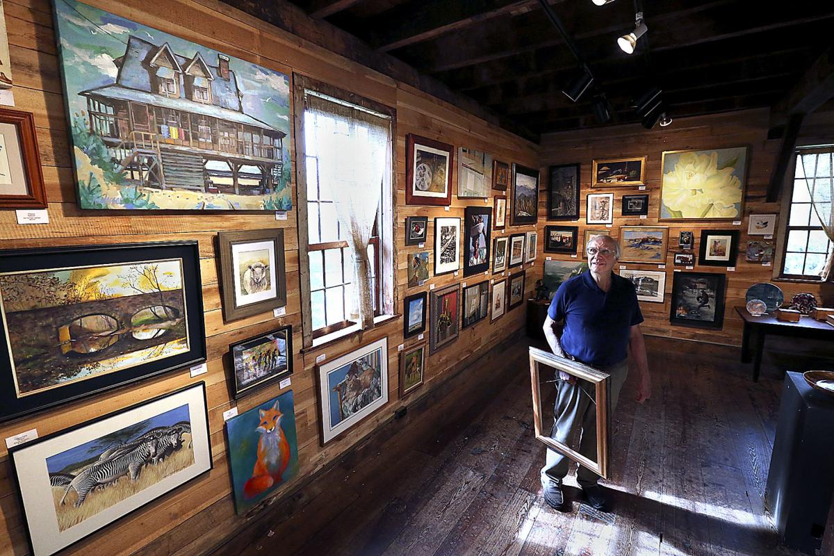 art at the mill features nearly 1,000 pieces   winchester