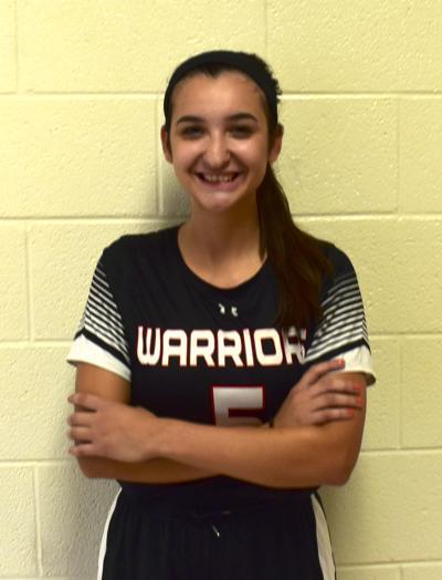Athlete Spotlight: Sherando volleyball player Ashley Brown