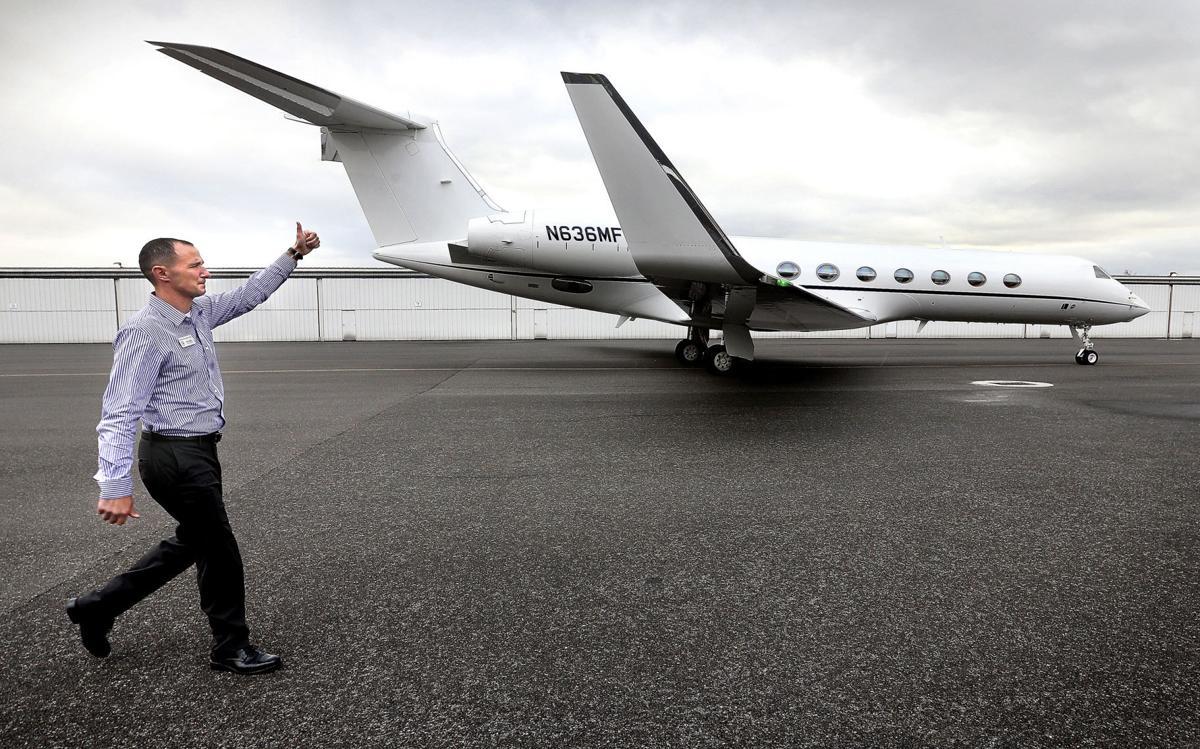 Big Plane at Airport