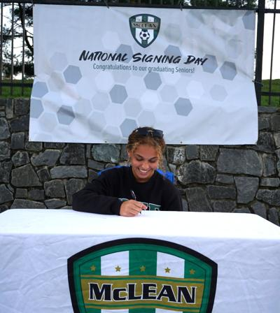Lincoln signing