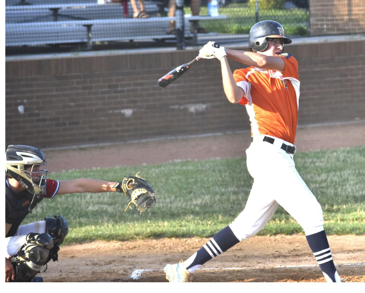 Chandler Ballenger swing