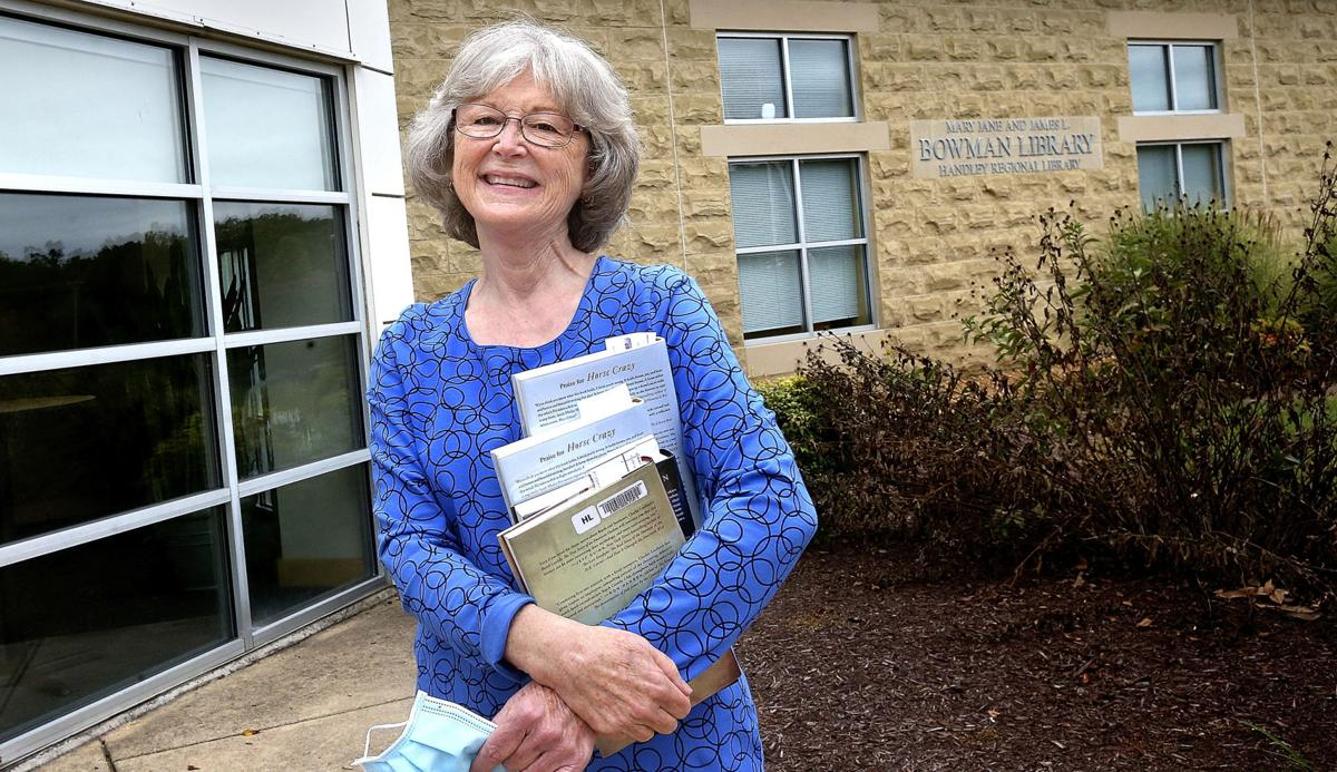 Librarian Retires