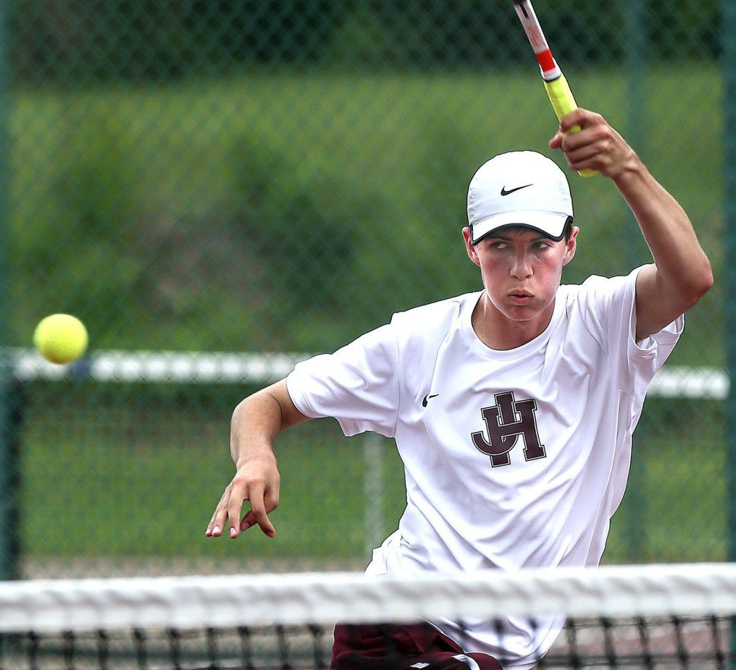 mercer love for boys' tennis