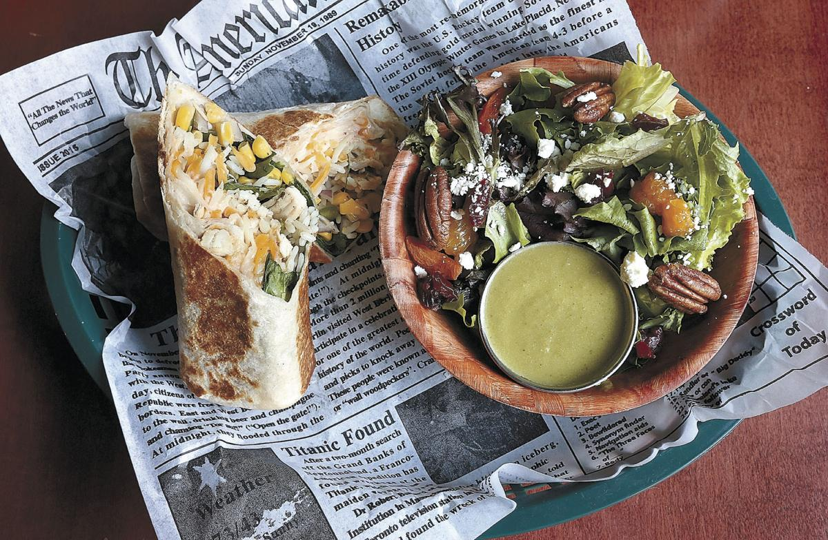 Fusion flavors at Sexi Mexi | Food | winchesterstar com