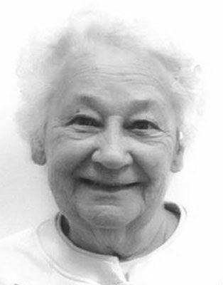 """Dorothy M. Vargo """"Dot"""""""