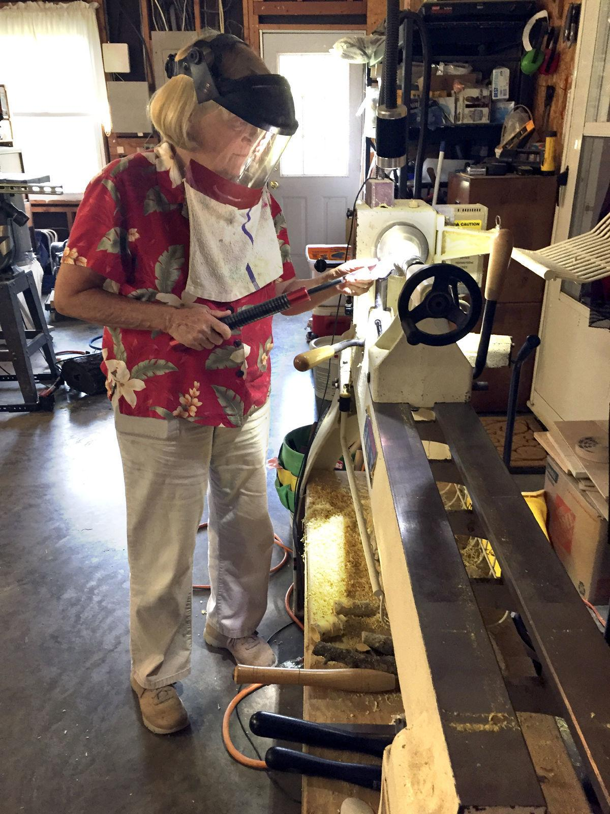 frederick artist finds beauty in boxwood   winchester star