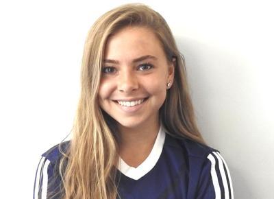 Athlete Spotlight: Clarke County girls' soccer player Keagan Bragg