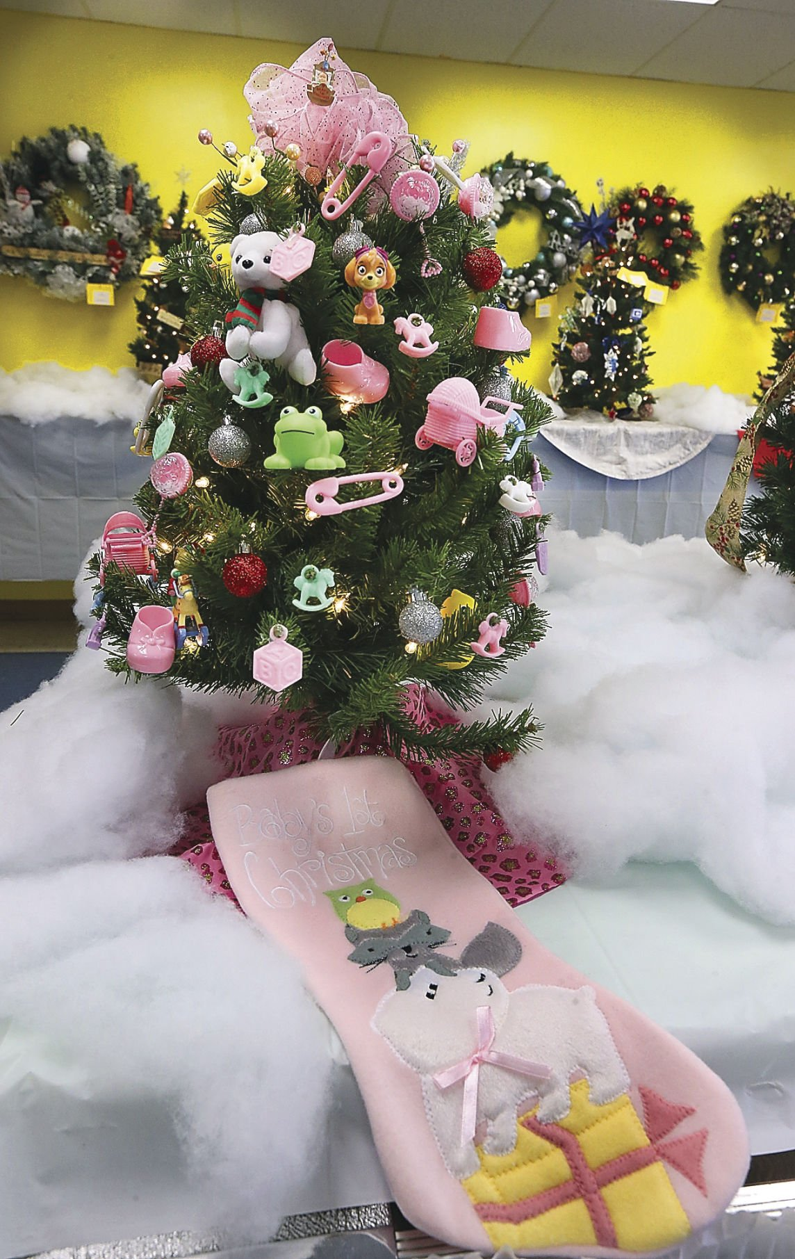 Holiday scenes events 2017