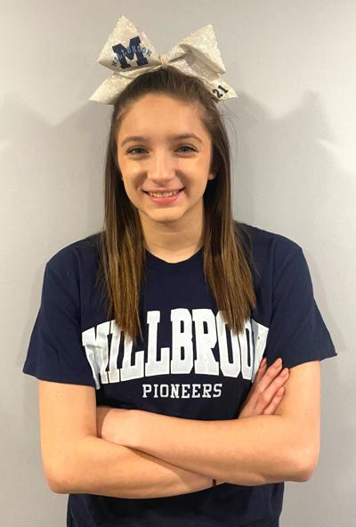 Athlete Spotlight: Millbrook cheerleader Mia Ford