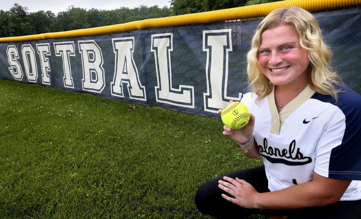 Softball Player of the Year: James Wood's Ivy Rosenberry