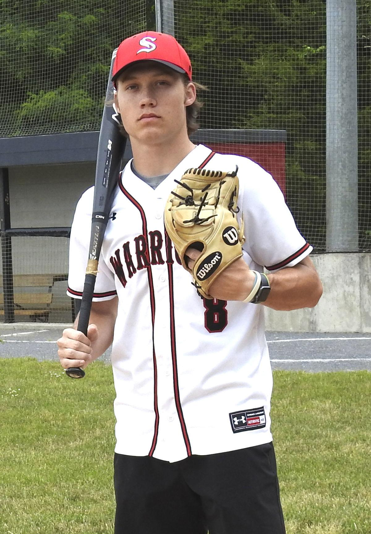 Baseball Player of the Year: Sherando's Hunter Entsminger
