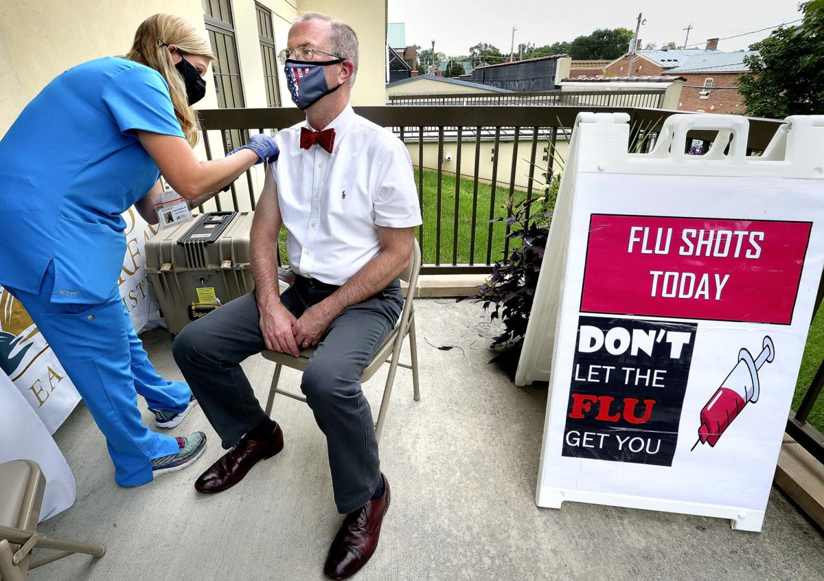 Get Your Flu Shot Early Local Health District Director Advises Coronavirus Winchesterstar Com