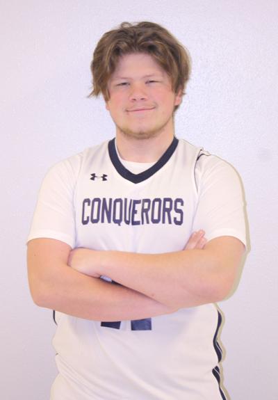 Athlete Spotlight: Mountain View Christian boys' basketball player Jonathan Mengel