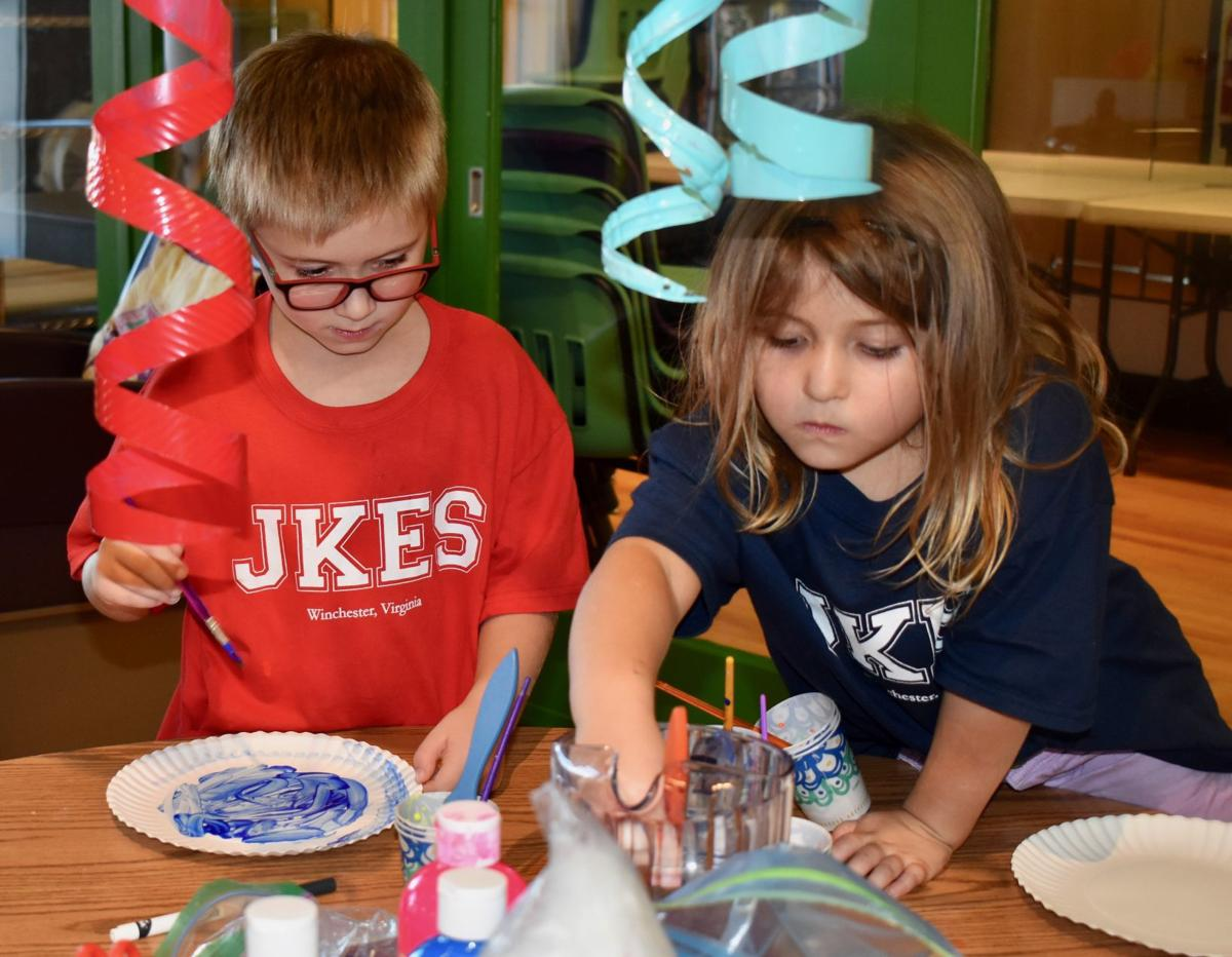 Special night for special children at Shenandoah Valley Discovery