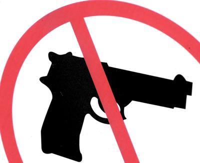 Gun Ban Suit