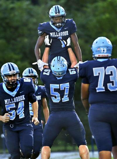 Jordan Jackson, Millbrook-Jefferson preview