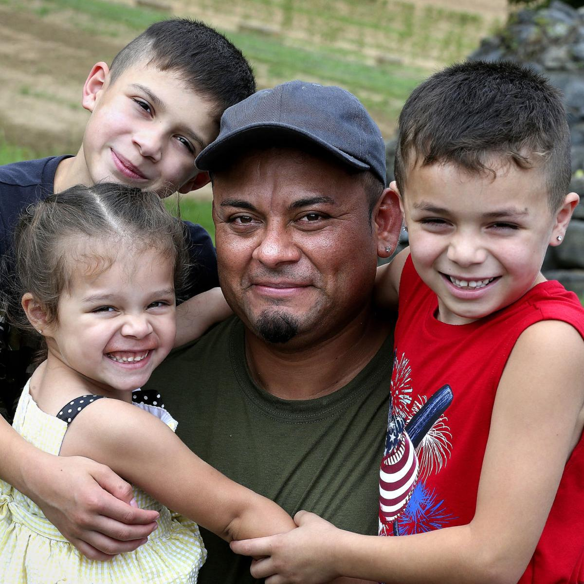 Deported farmworker reunited with his family, job