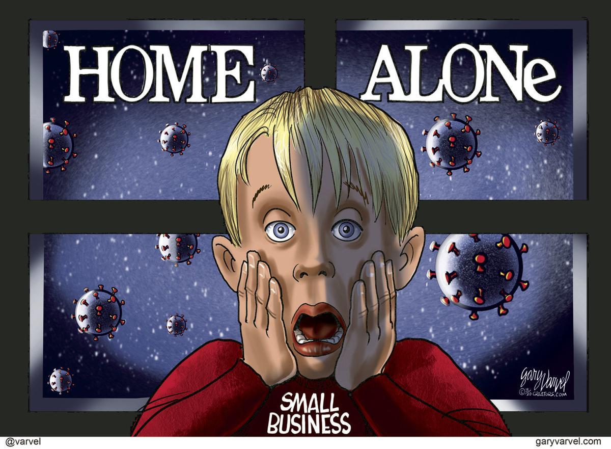 Cartoon Home Alone Opinions Winchesterstar Com