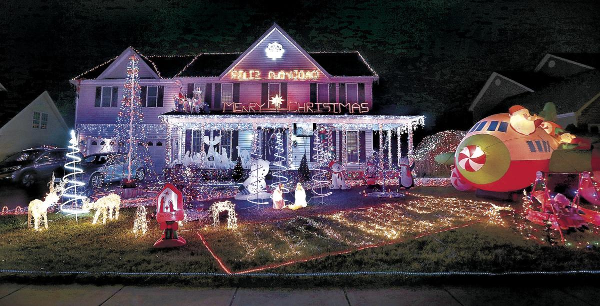 Christmas Light Displays.Local Christmas Light Displays Photo Winchesterstar Com