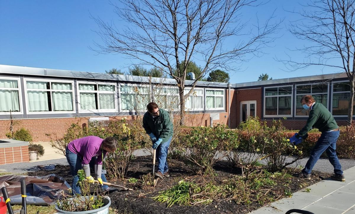 Master Gardeners project