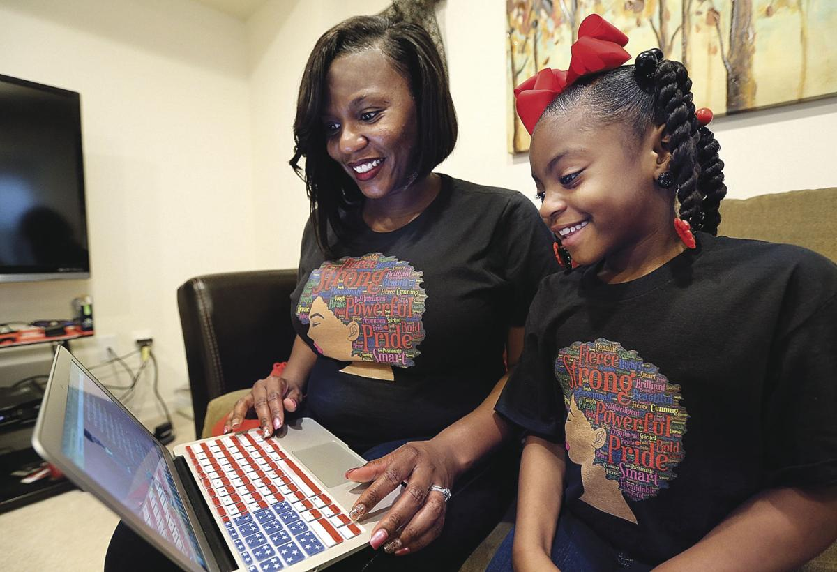Local author, daughter write book to help kids adjust to