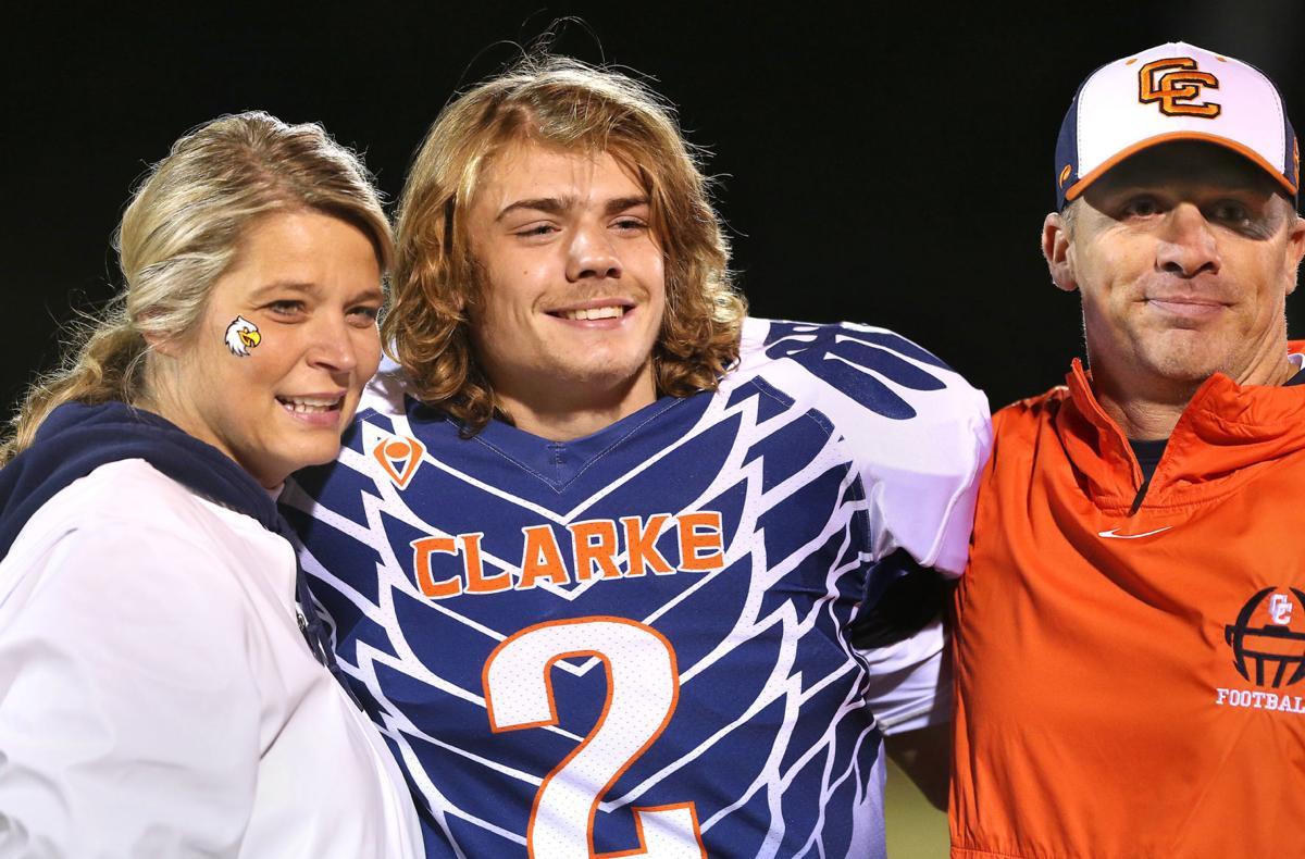 Clarke Football