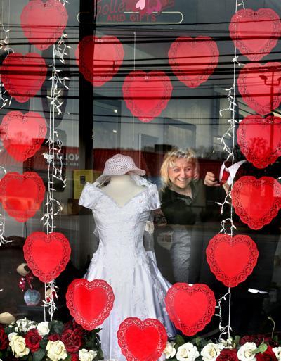 Somebody loves Valentine's Day