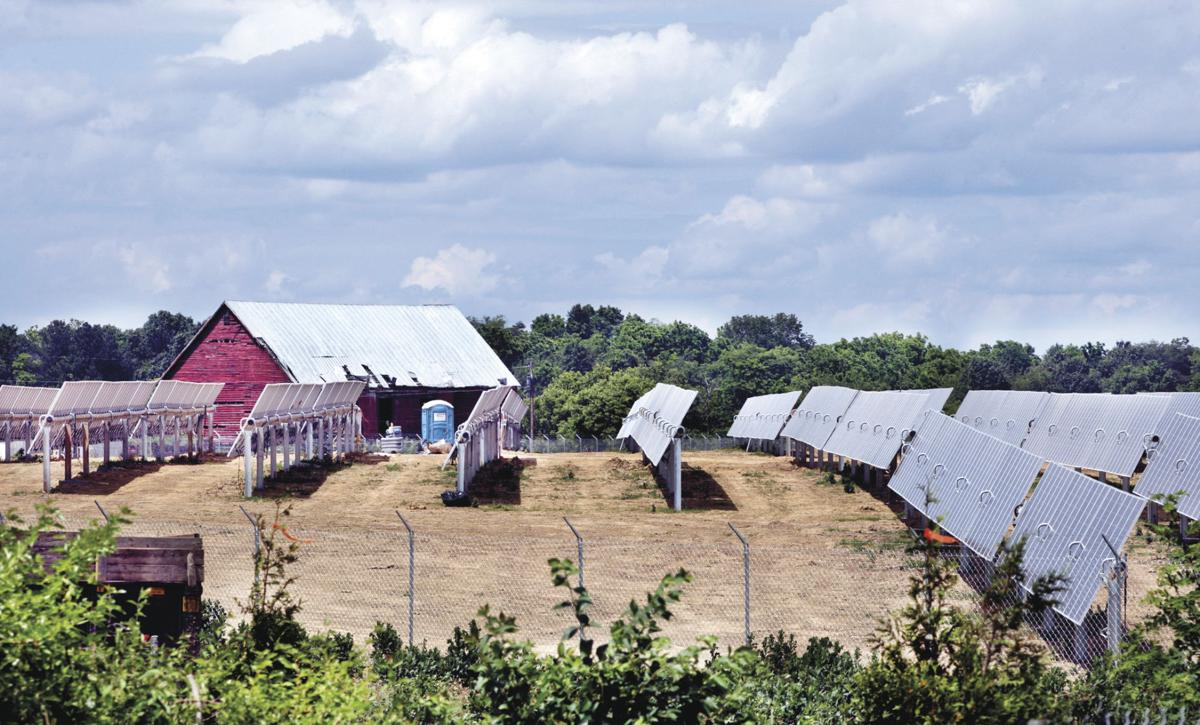Solar farm\'s daily production provides enough electricity for 2,500 ...