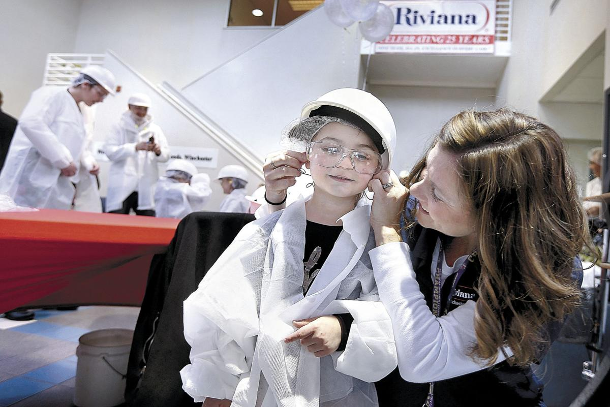 Riviana rolls out red carpet for families to mark pasta