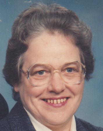Frances M. Sager