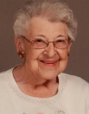Naomi Agnes Haines Thomas