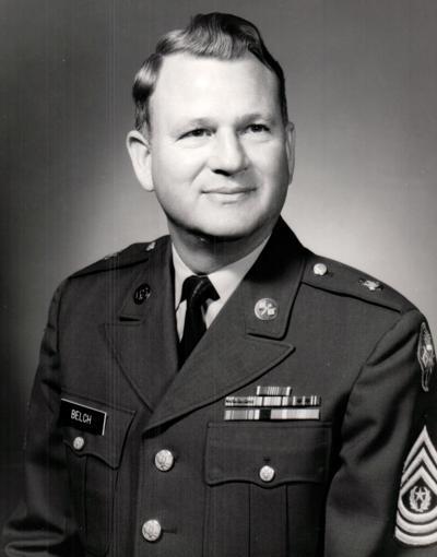 """CSM Robert M. Belch, Sr. (USA, Ret.) """"Bob"""""""
