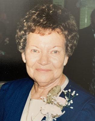 """Helen C. Funkhouser """"Granny"""""""