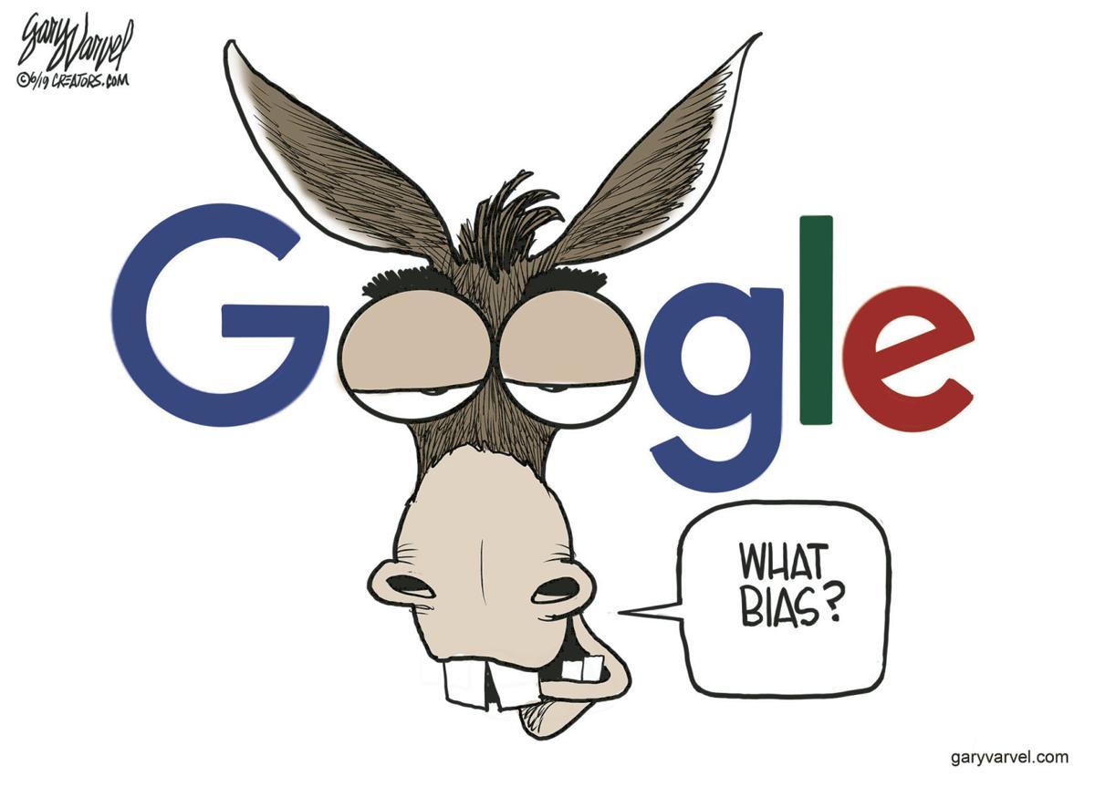 Varvel Google cartoon | Winchester Star | winchesterstar.com