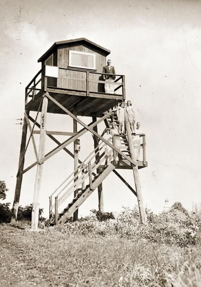 Out of Past: Observation tower