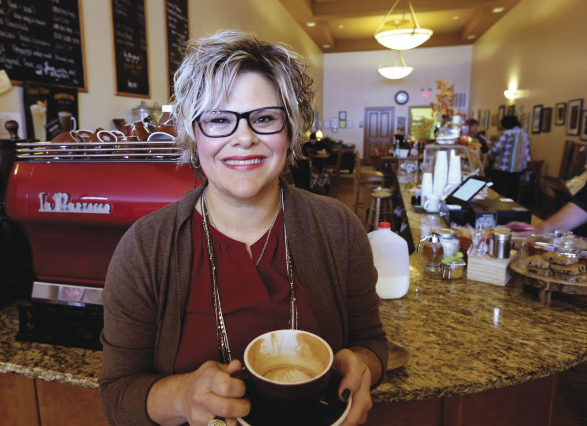 Tour samples strengths of independent coffee shops