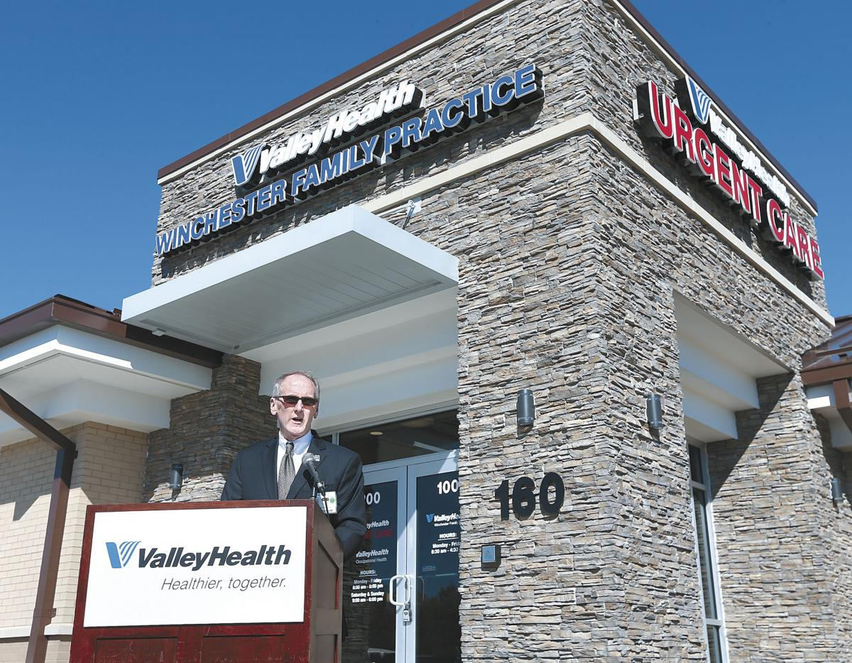 valley health urgent care martinsburg wv