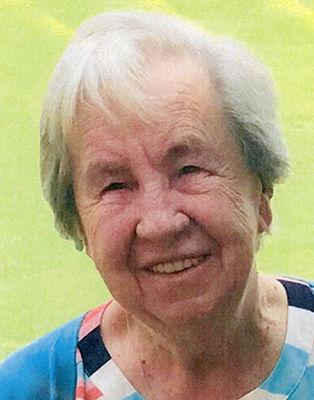 Betty Lou Burke Unger
