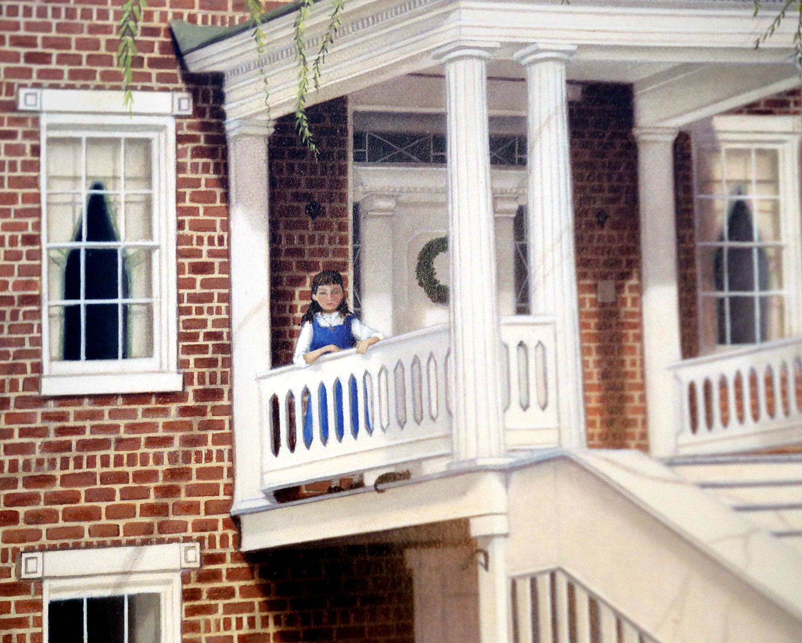 Scholars treated to tour of Willa Cather's birthplace