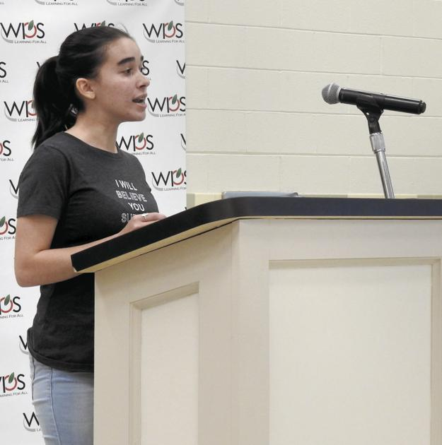 Assault victim speaks to city School Board, says Winchester school system has failed to protect her | Winchester | winchesterstar.com
