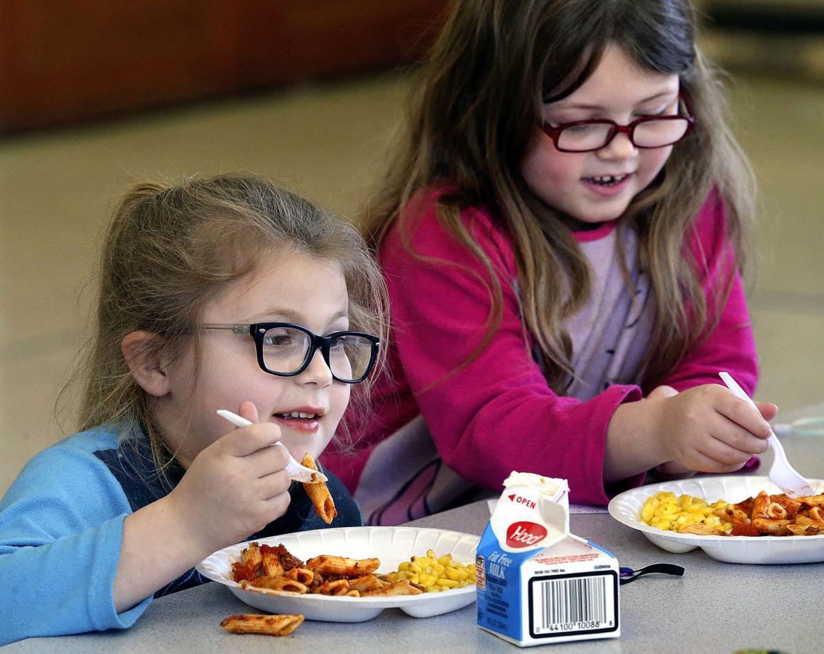 Kids Club Lunch