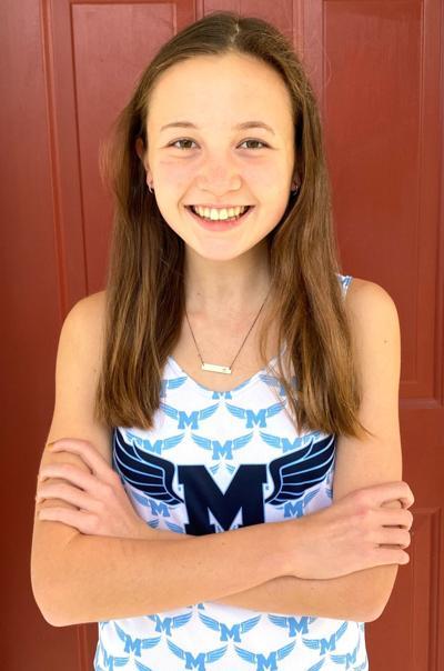 Athlete Spotlight: Millbrook High School girls' cross country runner Madison Murphy