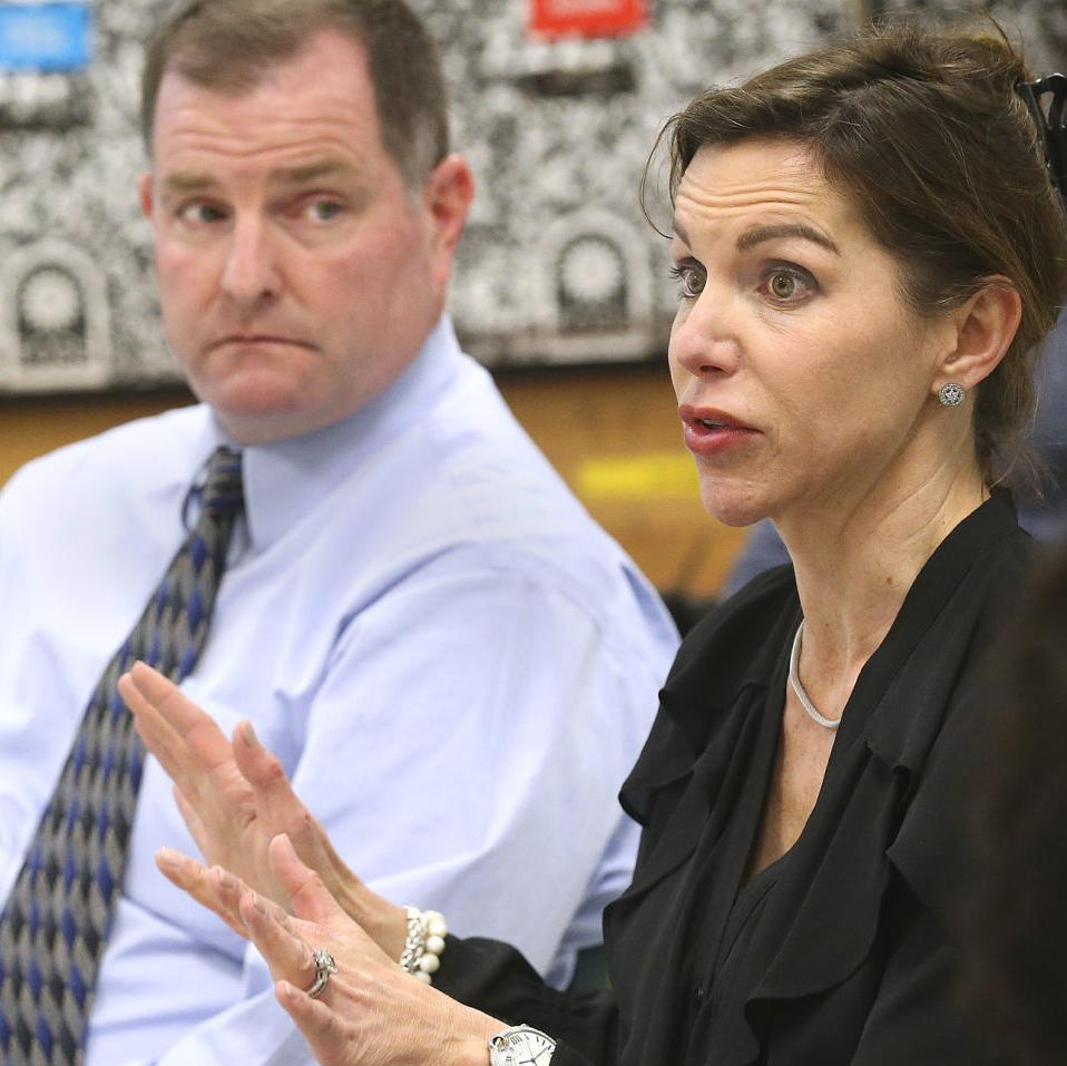 Legislators hear about issues students are facing
