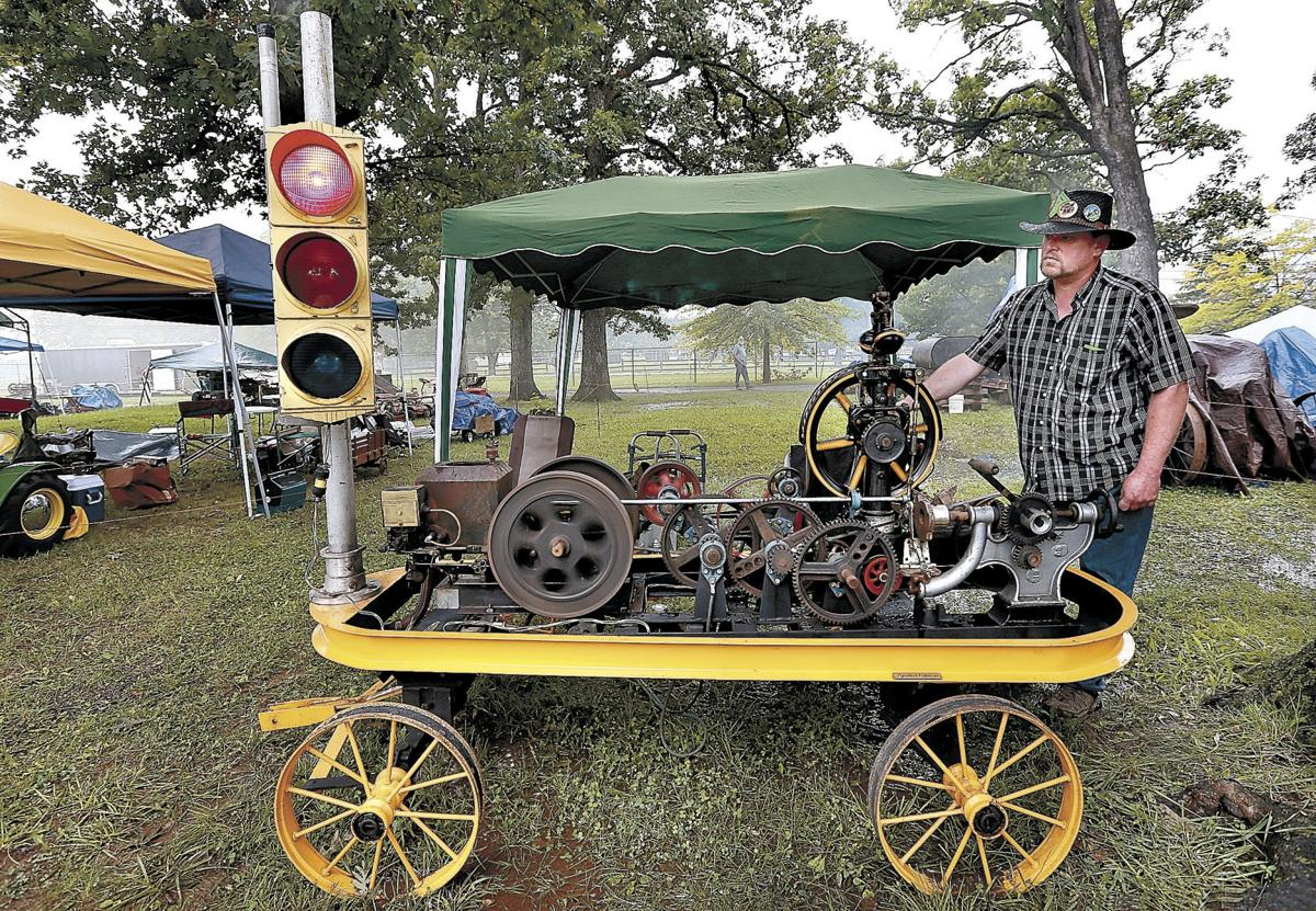 berryville steam show 2020
