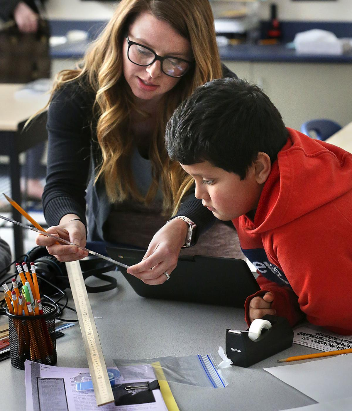 PEDLE gives students a choice in how they learn | Winchester Star