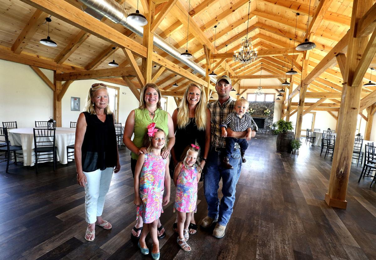 New Wedding Venue Opens In Frederick County Winchester