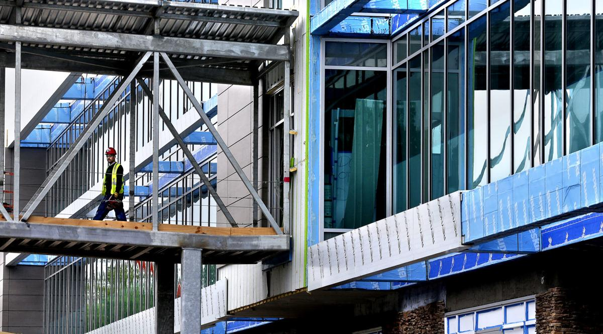Navy Federal Credit Union expansion on schedule for Sept  5